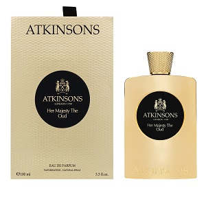Atkinsons London 1799 Her Majesty The Oud For Women EDP 100ml