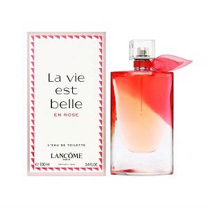 Lancome La Vie Est Belle En Rose For Women EDT 100ml