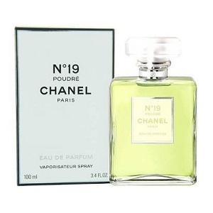 Chanel No 19 Poudre For Women EDP 100ml