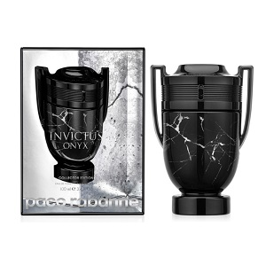 Paco Rabanne Invictus Onyx Collector Edition For Men EDT 100ml