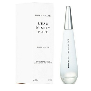 Issey Miyake L eau D Issey Pure For Women EDT 90ml (Tester)