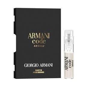 Giorgio Armani Code Absolu Parfum Pour Homme 1,2ml (Vial)